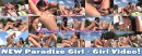Jana Foxy & Tanner Mayes - Paradise '09 - Girl-Girl Action ( Censored )
