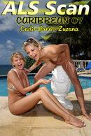 Carli & Jana & Zuzana - Caribbean 07