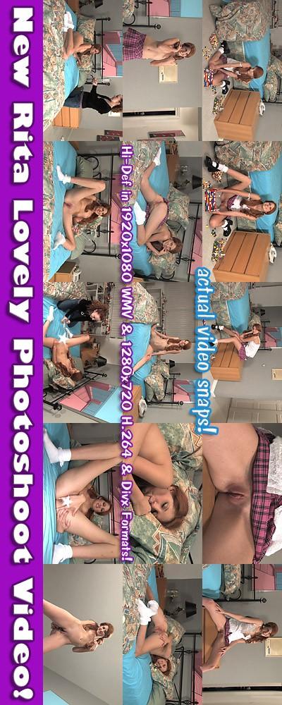 Rita Lovely - `Photoshoot ( Censored )` - for ALSSCAN