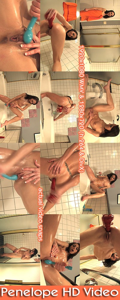 Penelope - `Masturbation ( Uncensored )` - for ALSSCAN