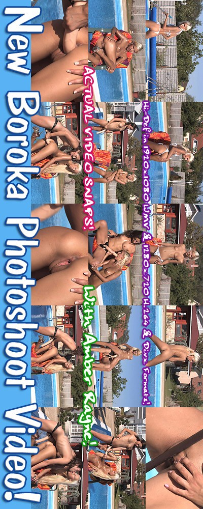 Boroka - `Shoot #2 - Photoshoot` - for ALSSCAN