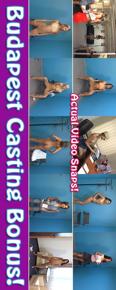`Budapest 2006 - Casting & BTS` - for ALSSCAN