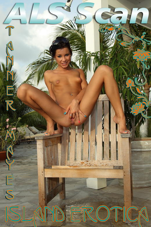 Tanner Mayes - `Island Erotica` - for ALSSCAN