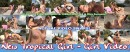 Faye Reagan & Klaudia - Tropical '08 - Girl-Girl Action