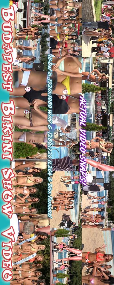 `Budapest 2010 - Non-Nude Bikini Contest` - for ALSSCAN