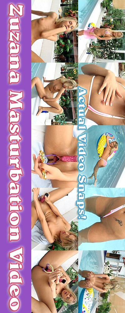 Zuzana - `Masturbation ( Uncensored )` - for ALSSCAN