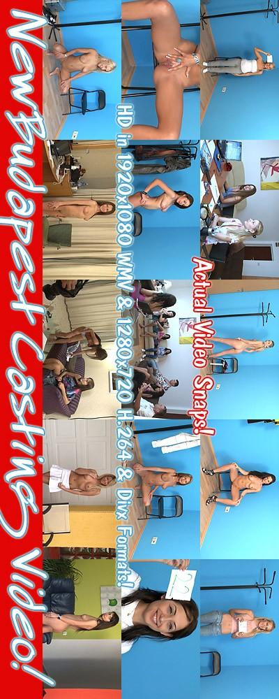 `Budapest 2010 - Casting & BTS` - for ALSSCAN