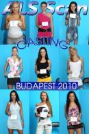 Budapest 2010 - Casting