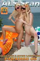 Jana Foxy & Jayme Langford - Paradise 09