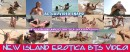 Island Erotica - Beach Fun Part 3 & BTS