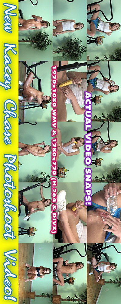 Kacey Chase - `Photoshoot` - for ALSSCAN
