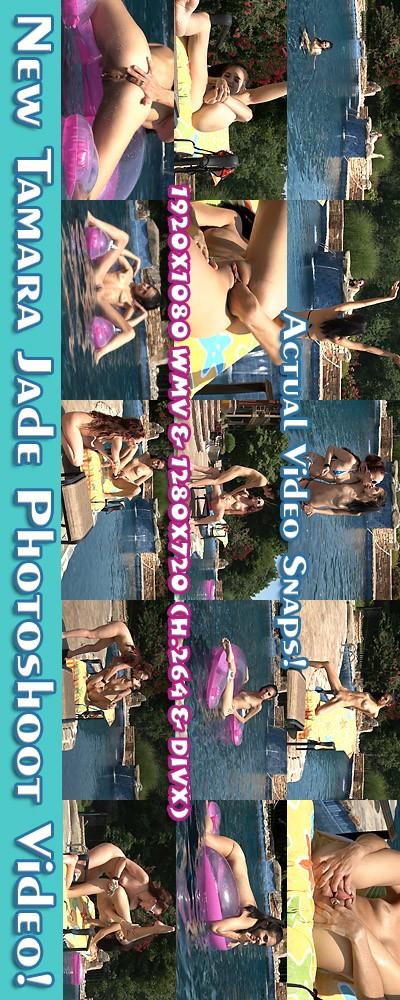 Tamara Jade - `Photoshoot` - for ALSSCAN