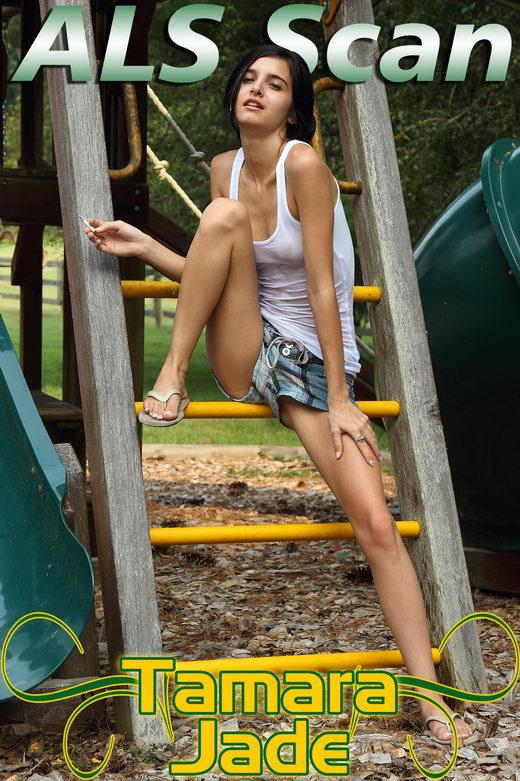 Tamara Jade - `Playground Playmates` - for ALSSCAN