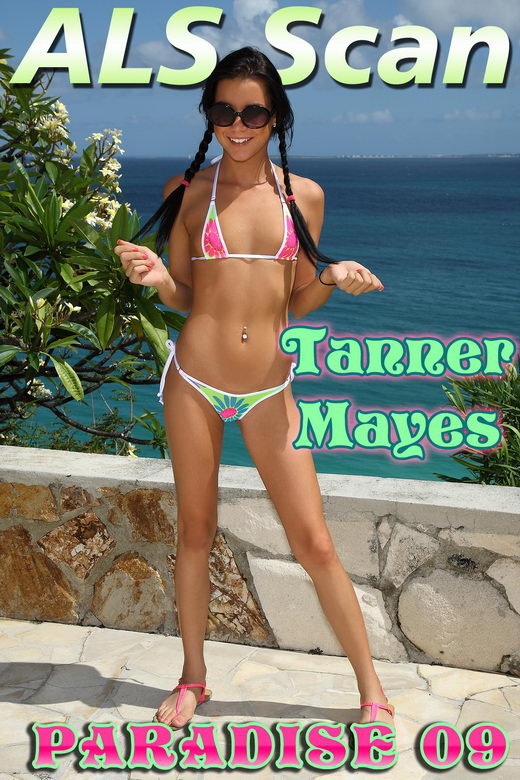 Tanner Mayes - `Paradise '09 - BTS` - for ALSSCAN