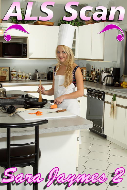 Sara Jaymes - `Top Chef - Shoot #2` - for ALSSCAN