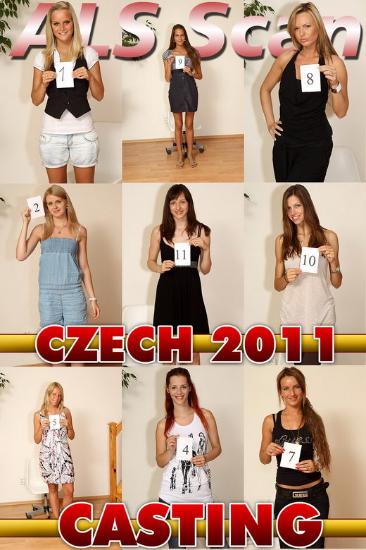 `Czech 2011 - Casting & BTS` - for ALSSCAN