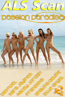 Bibi Noel & Sara Jaymes & Kacey Jordan & Franziska & Shalina Devine & Blue Angel - Group Shots & Beach Day Fun