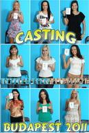 Budapest 2011 - Casting & BTS