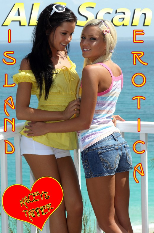 Kacey & Tanner - `Island Erotica` - for ALSSCAN