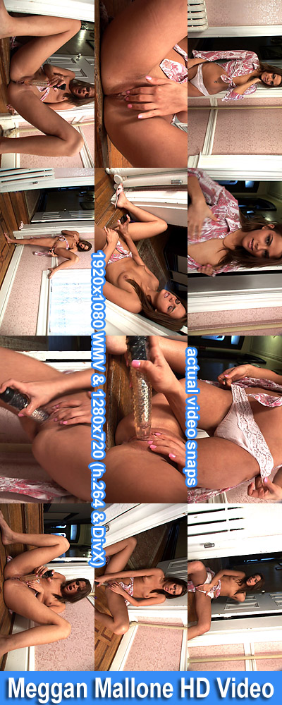 Meggan Mallone - `Shoot #2 Masturbation Video` - for ALSSCAN