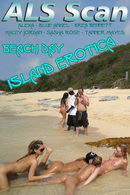 Island Erotica Beach Day Fun & BTS