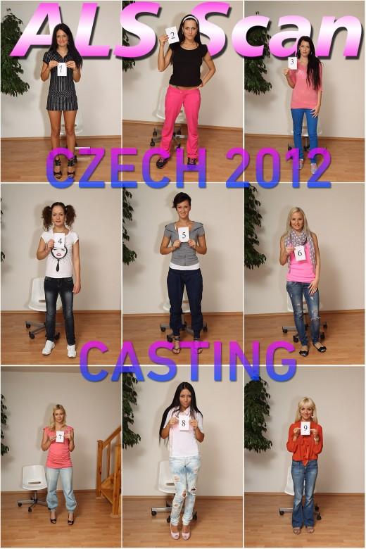`Czech 2012 Casting & BTS` - for ALSSCAN