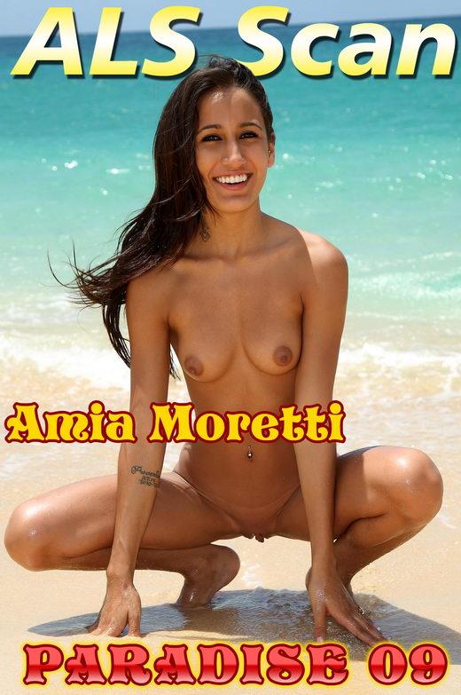 Amia Moretti & Jana Foxy - `Paradise 09` - for ALSSCAN