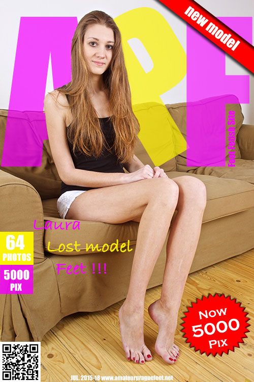 Laura in Lost Model Feet!!! gallery from AMATEURPRAGUEFEET