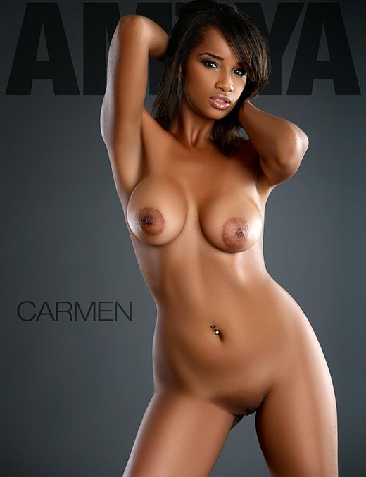 Carmen - `Cover Shoot` - for AMBYA