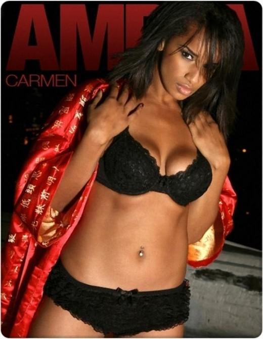 Carmen - `City Lights` - for AMBYA