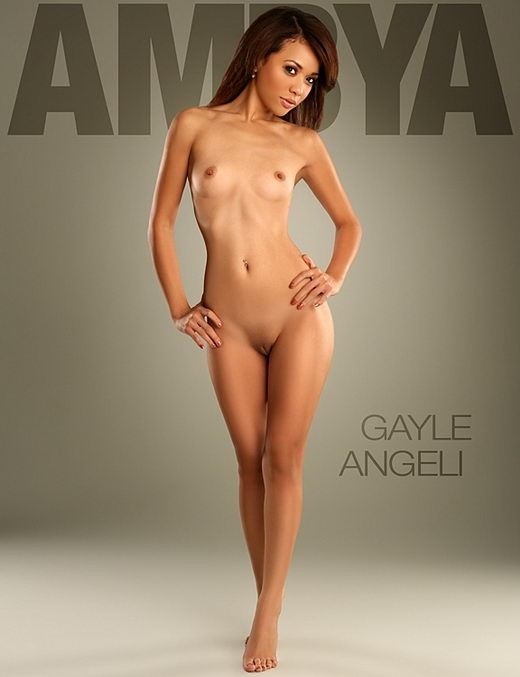 Gayle Angeli - `Cover Shoot` - for AMBYA