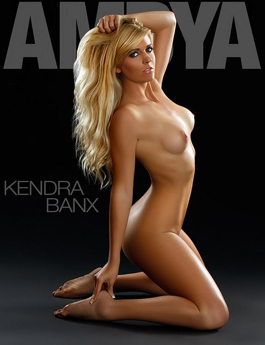 Kendra Banx - `Cover Shoot` - for AMBYA
