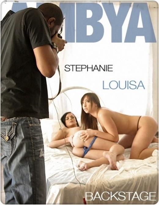 Louisa & Stephanie - `Backstage` - for AMBYA