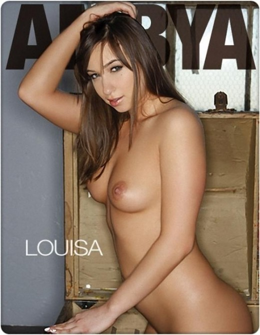 Louisa - `Hidden Treasure` - for AMBYA