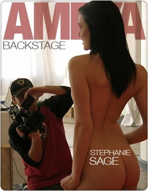 Stephanie Sage - `Behind The Scenes` - for AMBYA