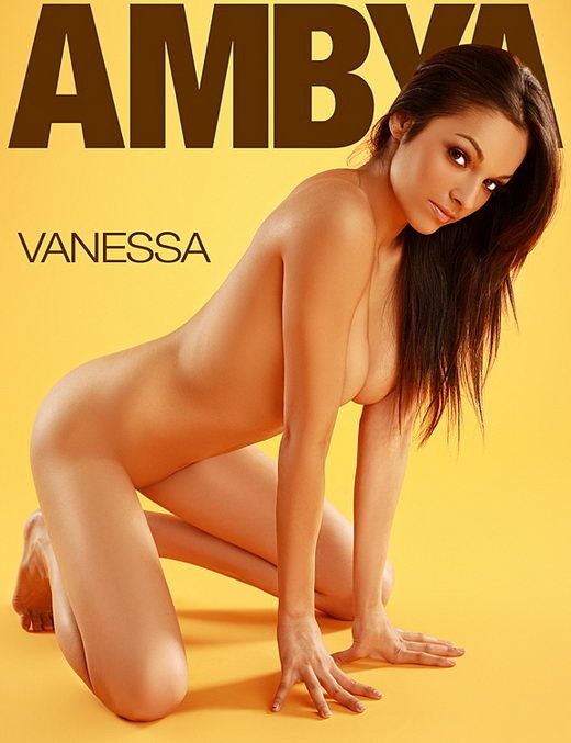 Vanessa - `Cover Shoot` - for AMBYA
