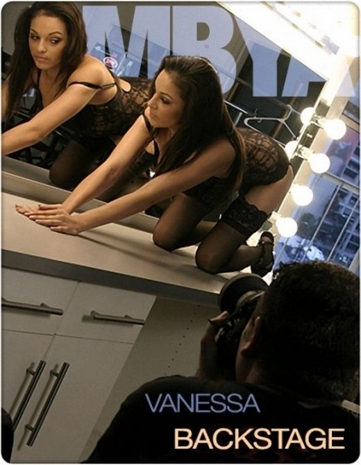Vanessa - `Backstage` - for AMBYA