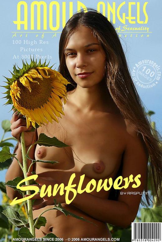 Olga - `Sunflowers` - by Rasputin for AMOUR ANGELS