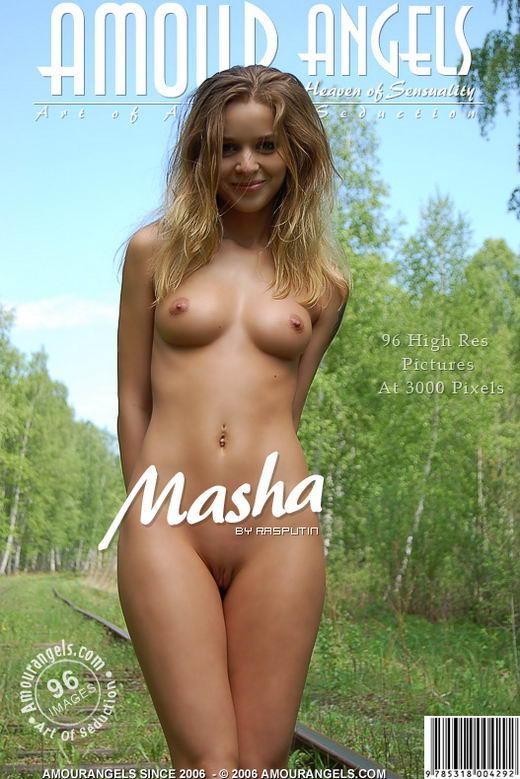 Masha - `Railway` - by Rasputin for AMOUR ANGELS