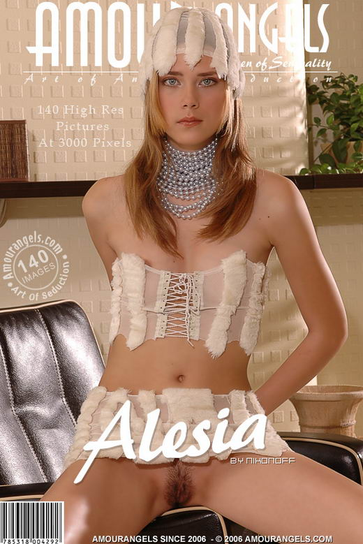 Alesia - by Nikonoff for AMOUR ANGELS