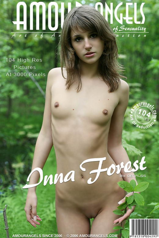 Inna - `Inna Forest` - for AMOUR ANGELS