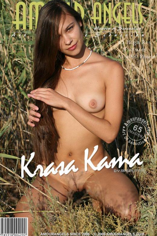 Olga - `Krasa Kama` - by Rasputin for AMOUR ANGELS