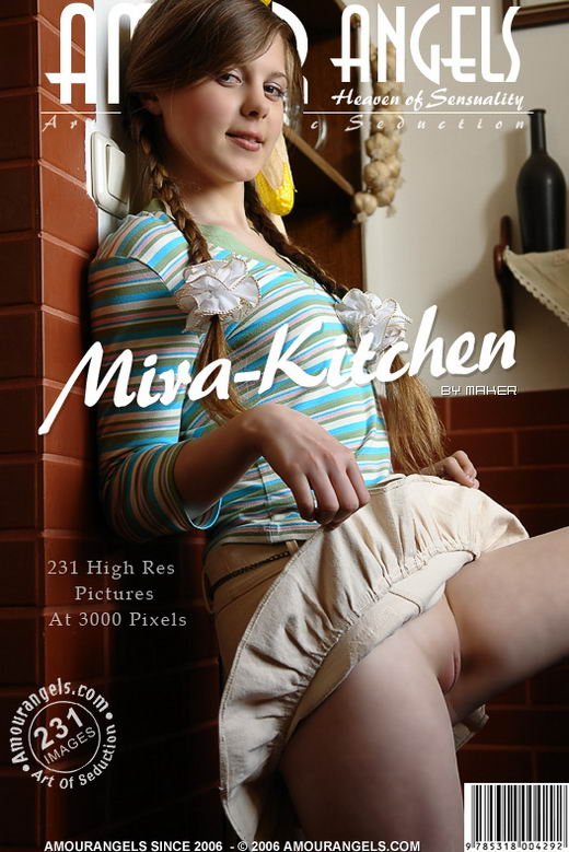 Mira - `Kitchen` - by Maker for AMOUR ANGELS