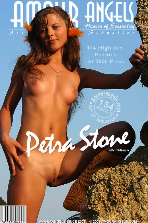 Petra - `Stone` - by Maker for AMOUR ANGELS