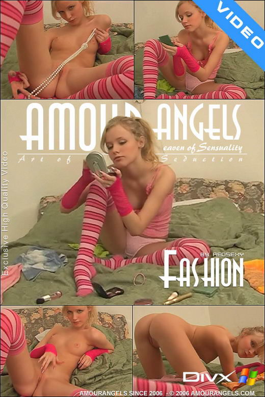 Yana F - `Fashion` - by Redsexy for AMOUR ANGELS