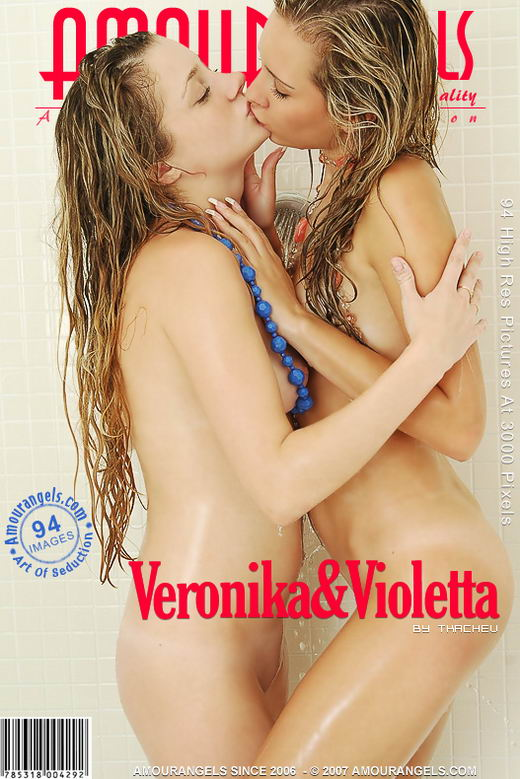 Veronika & Violetta - `Veronika & Violetta` - by Tkachev for AMOUR ANGELS