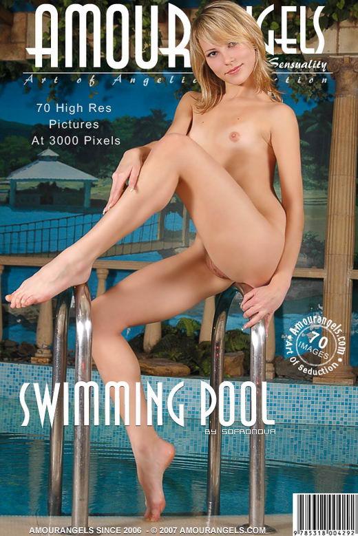 Yuliya - `Swimming Pool` - by Sofronova for AMOUR ANGELS