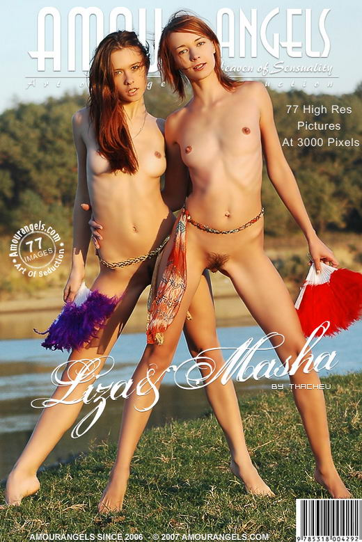 Liza & Masha - `Liza & Masha` - for AMOUR ANGELS
