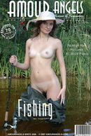 Evgeniya in Fishing gallery from AMOUR ANGELS by Nikonoff
