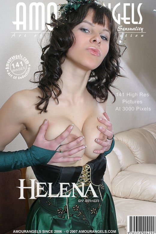 Helena - by Maker for AMOUR ANGELS